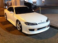 1999 Nissan Silvia Overview