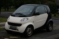 2000 smart fortwo, this is my car i think a week after i got it. it looks rubbish with steel wheels!!, exterior
