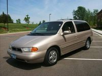 Picture of 1998 Ford Windstar 3 Dr Limited Passenger Van, exterior, gallery_worthy