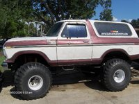 Picture of 1979 Ford Bronco, exterior, gallery_worthy