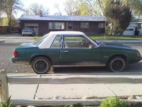 1979 Ford Mustang Ghia, Before, exterior