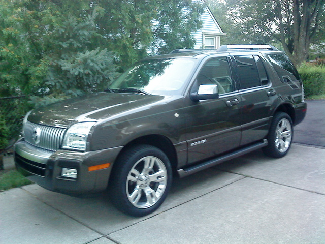 Picture of 2008 Mercury Mountaineer V6 Premier AWD, exterior, gallery_worthy
