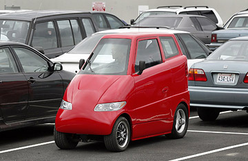 Picture of 2008 Commuter Cars Tango, exterior, gallery_worthy