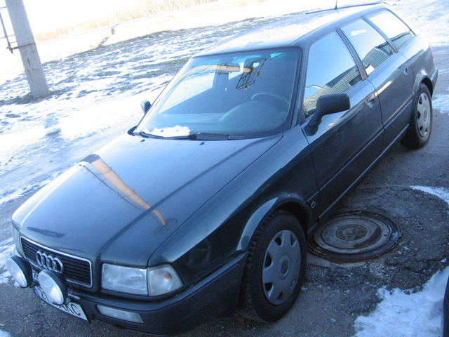 Picture of 1992 Audi 80