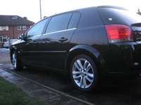 2006 Vauxhall Signum, Cleaned and before i changed anything, exterior