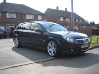 2006 Vauxhall Signum, wheels and suspension done, exterior, gallery_worthy