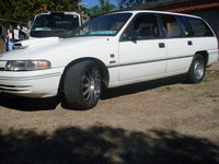 1993 Holden Commodore Overview