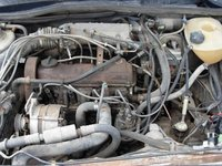 1985 Volkswagen Jetta picture, engine