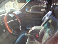 Picture of 1993 Mercedes-Benz 500-Class 500SEL Sedan, interior