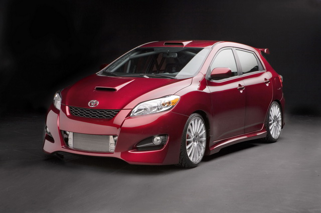 toyota matrix 2010 xrs. 2010