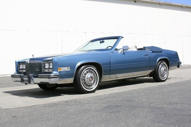 Picture of 1985 Cadillac Eldorado