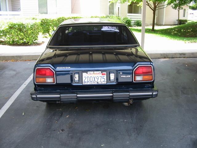 Picture of 1982 Honda Prelude