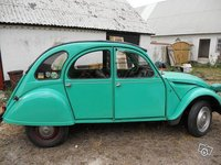 1977 Citroen 2CV Overview