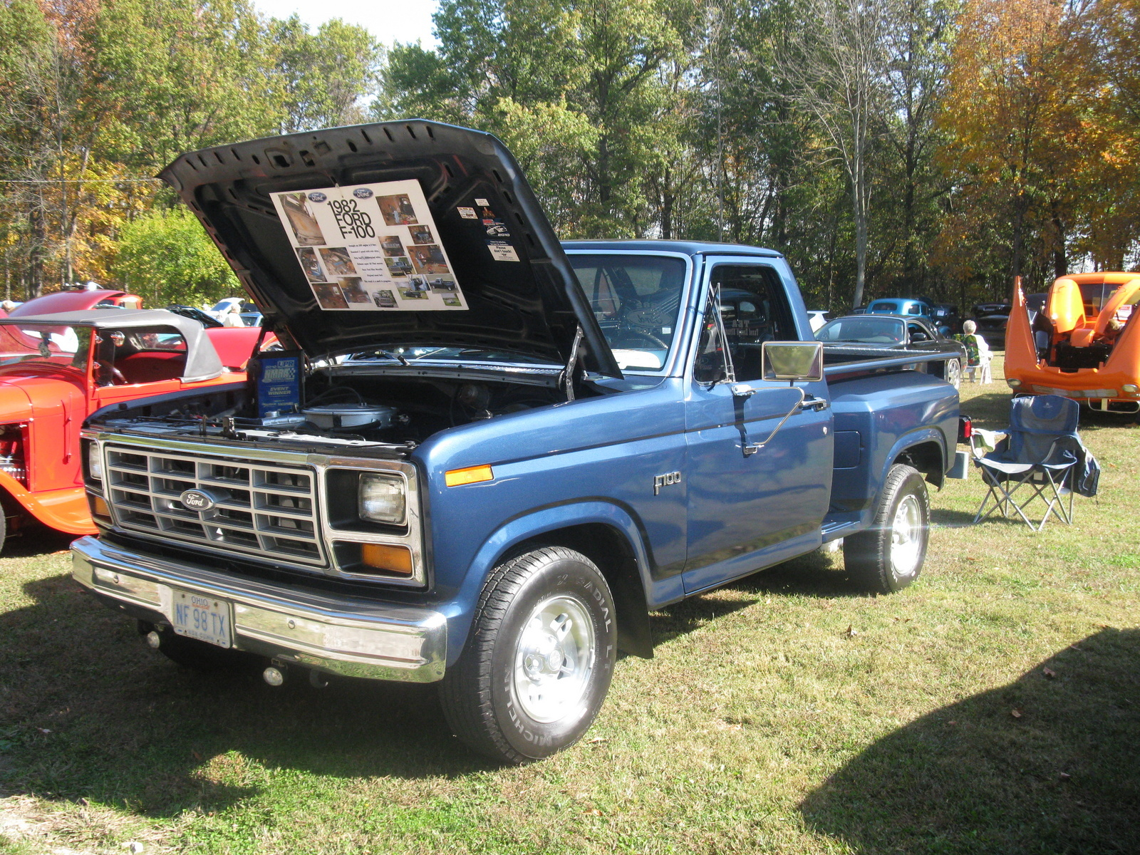 1982 Ford F 100 Overview Cargurus