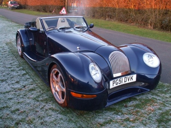 Picture of 2000 Morgan Aero 8