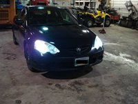 2002 Acura RSX Type-S, Freshly Installed 6000k HID, exterior