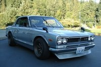 1977 Nissan Skyline Overview