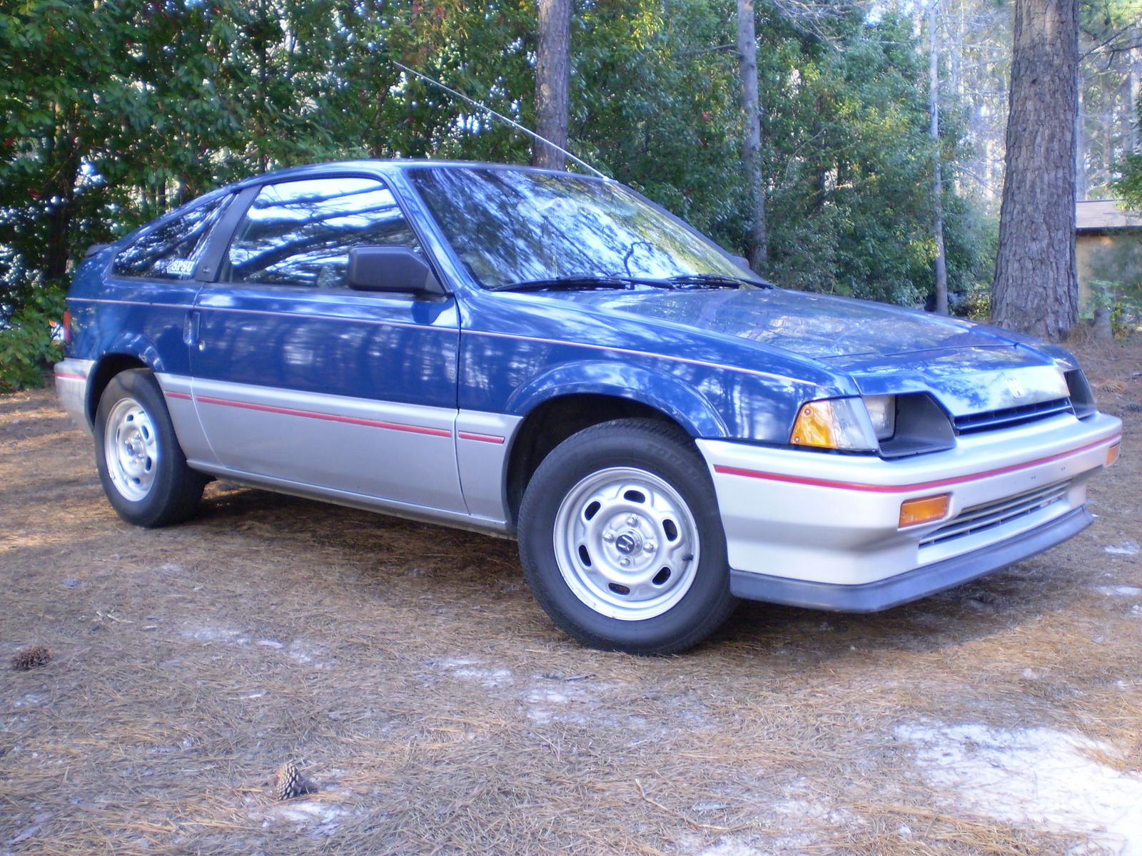 1984 Honda Civic Crx Overview Cargurus