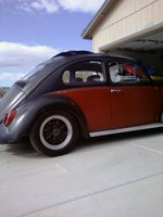 1957 Volkswagen Beetle Picture Gallery