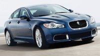 2011 Jaguar XF, front three quarter view , exterior, manufacturer