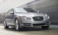 2011 Jaguar XF, front three quarter view , manufacturer, exterior