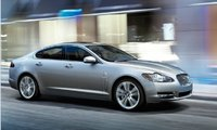 2011 Jaguar XF, side view, manufacturer, exterior