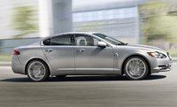 2011 Jaguar XF, side view, exterior, manufacturer