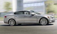 2011 Jaguar XF, side view, exterior, manufacturer