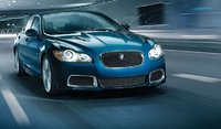 2011 Jaguar XF, front view, exterior, manufacturer