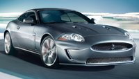 2011 Jaguar XK-Series, front three quarter view, manufacturer, exterior