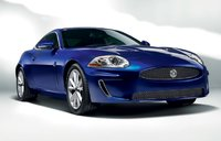 2011 Jaguar XK-Series, front three quarter view, exterior, manufacturer