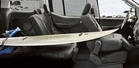 2011 Nissan Xterra, interior space, manufacturer, interior