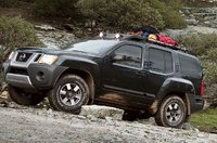 2011 Nissan Xterra, side view, exterior, manufacturer, gallery_worthy