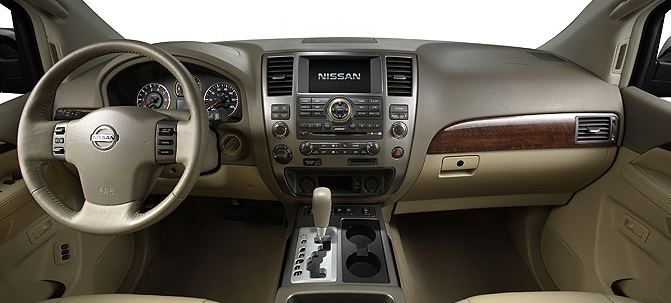 Top Speed Galleries Nissan Armada 2011 Interior