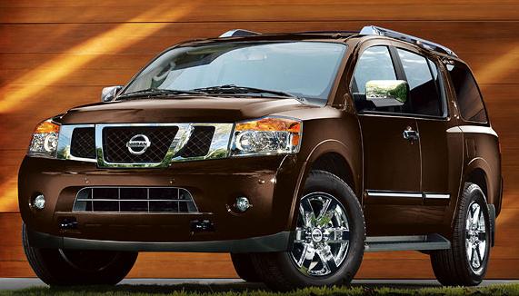 2011 Nissan Armada