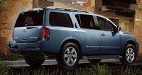 2011 Nissan Armada, side view, exterior, manufacturer