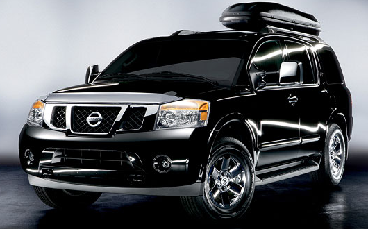 Nissan Armada 2011. 2011 Nissan Armada Overview By