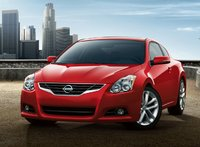 2011 Nissan Altima Coupe, front view, exterior, manufacturer