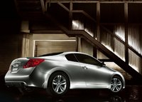 2011 Nissan Altima Coupe, side view, exterior, manufacturer