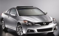2011 Nissan Altima Coupe, front view , exterior, manufacturer