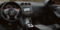 2011 Nissan Altima Coupe, dashboard, interior, manufacturer