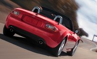 2011 Mazda MX-5 Miata, back view, exterior, manufacturer