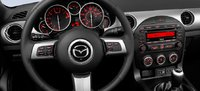 2011 Mazda MX-5 Miata, dashboard, interior, manufacturer