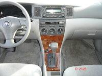 Picture of 2007 Toyota Corolla LE, interior