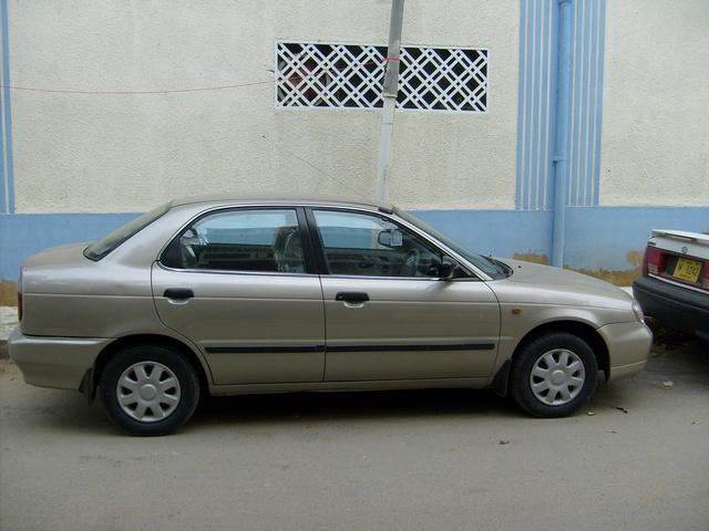 Picture of 2003 Suzuki Baleno