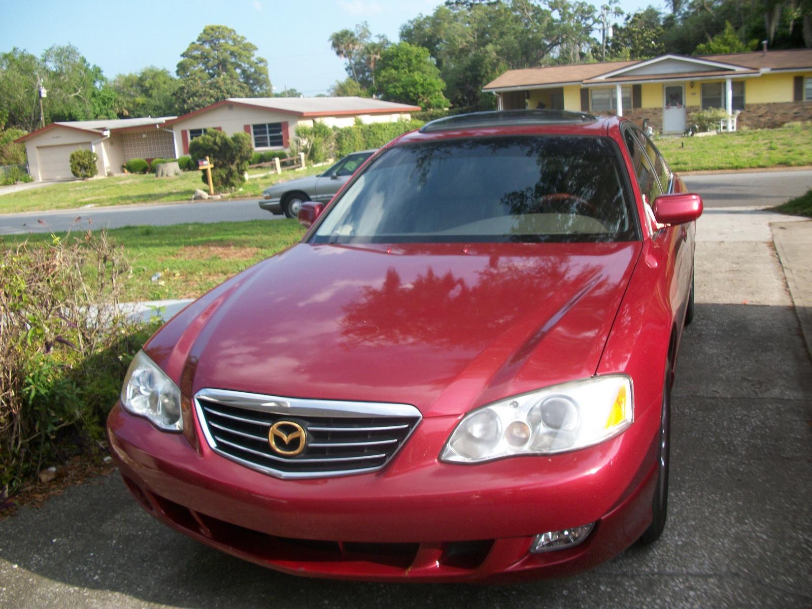 2002 Mazda Millenia 4 Dr Premium Sedan picture, exterior