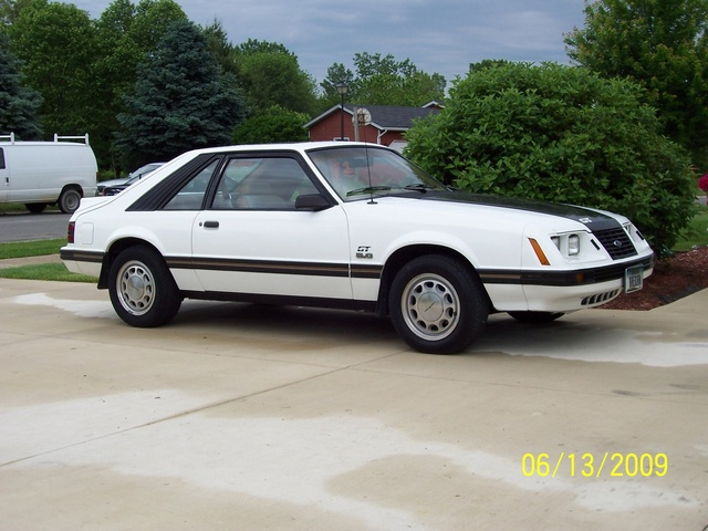 1984 Ford Mustang Pictures Cargurus