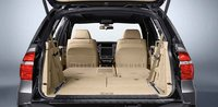 2011 BMW X5 xDrive35i, trunk space, interior, manufacturer