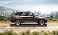 2011 BMW X5 xDrive35i, side view , exterior, manufacturer