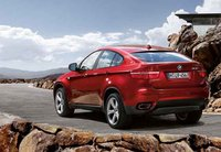 2011 BMW X6 xDrive50i, back three quarter view , exterior, manufacturer